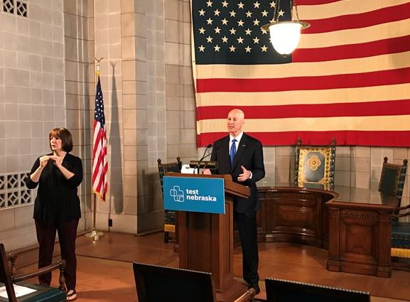 Gov. Ricketts Hosts Leaders of Community Colleges and Catholic Schools to Highlight Back-to-School Plans