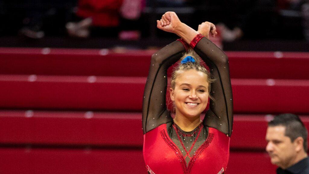 Nebraska's Hassel Selected as Big Ten's NCAA Woman of the Year Nominee