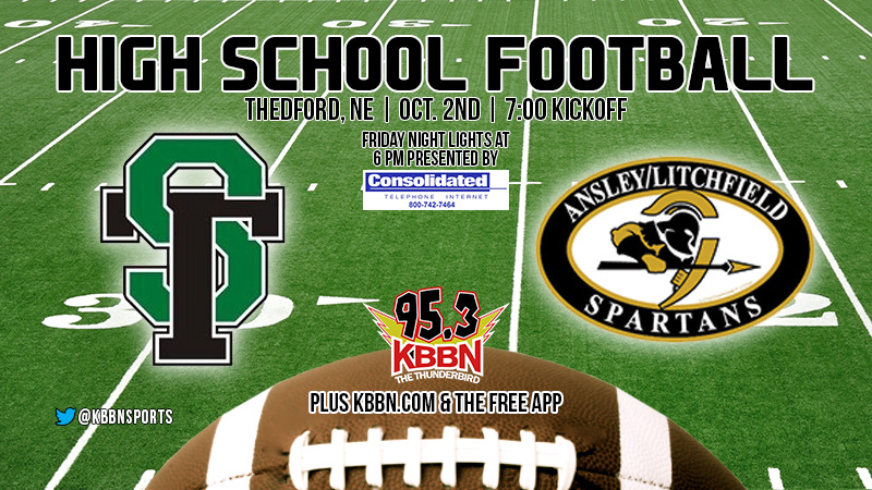 KBBN Game of the Week – Ansley/Litchfield at Sandhills/Thedford