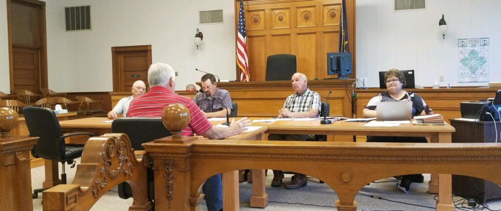More Information Needed Before Striking Tax Listings Off County Revenue, Concrete Price Approved For Courthouse Restoration Project