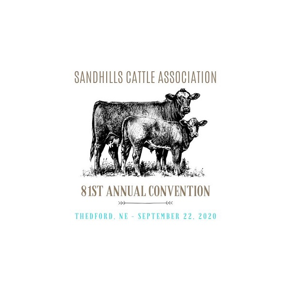 81st Annual Sandhills Cattle Association's Convention And Trade Show September 21-22