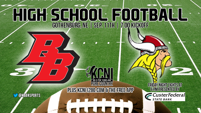 Broken Bow Travels to Face Rival Gothenburg