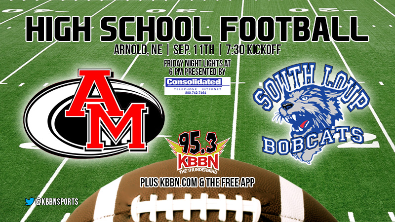 KBBN Football Game of The Week Preview – South Loup vs Anselmo-Merna