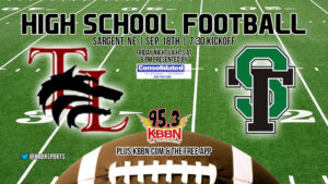 KBBN Game of the Week - Twin Loup vs Sandhills/Thedford