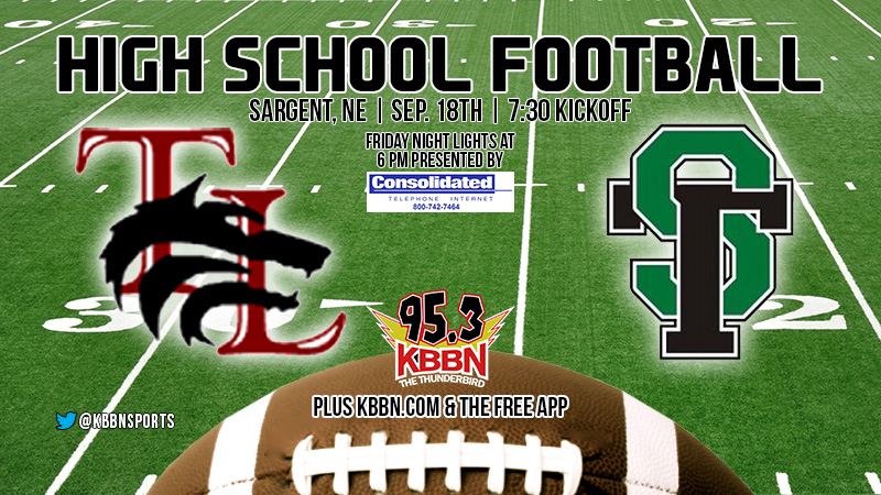 KBBN Game of the Week – Twin Loup vs Sandhills/Thedford