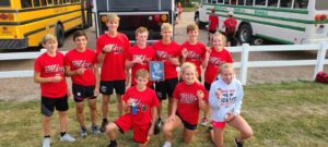 Broken Bow Boys Win Ravenna Cross Country Invite