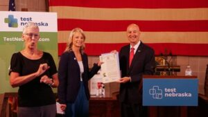 Nebraska Becomes Fourth State To Sign Hidden Heroes Proclamation