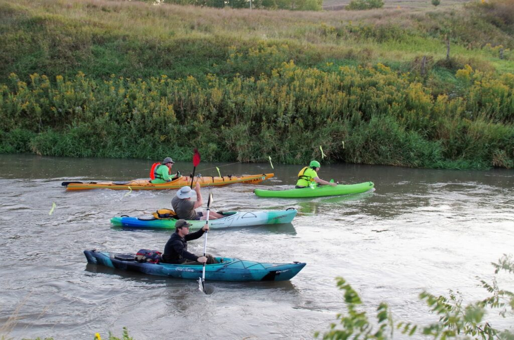 2nd Annual Middle Loup River Challenge & Leisure Float Sept. 12