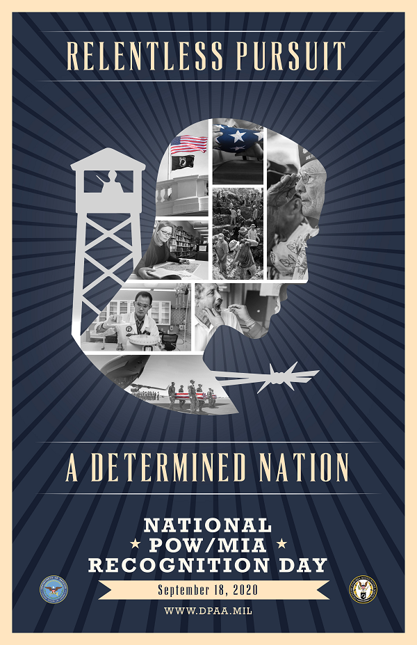 National POW/MIA Recognition Day Friday, September 18