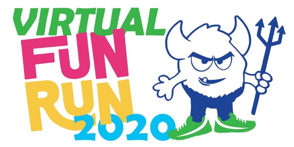 WEB Virtual Fun Run 2020 Week One Details
