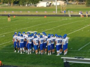 LCC, Blue Devil Football In Action Friday Night On Air