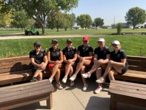 Broken Bow Girls Golf Wins Holdrege Invite