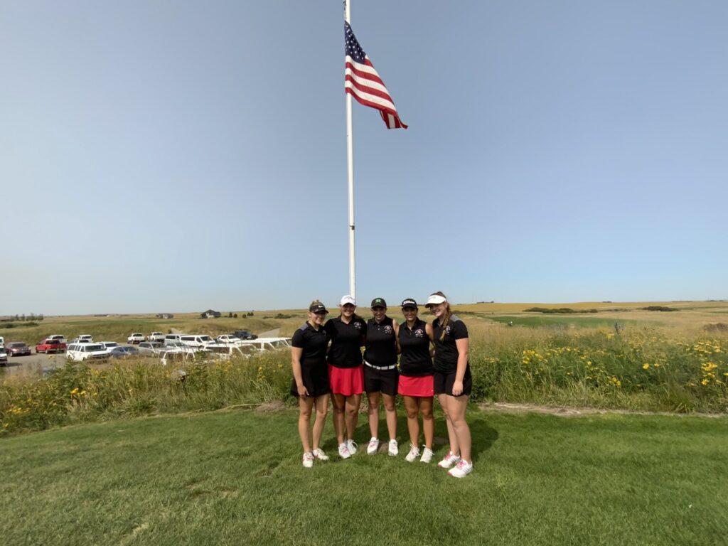 Broken Bow Girls Golf Gets Team Win at Gothenburg Invite