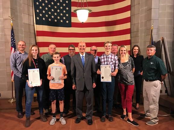 Gov. Ricketts Proclaims This Saturday as Hunting and Fishing Day