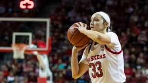 Taylor Kissinger Steps Away from Husker Women's Basketball Program