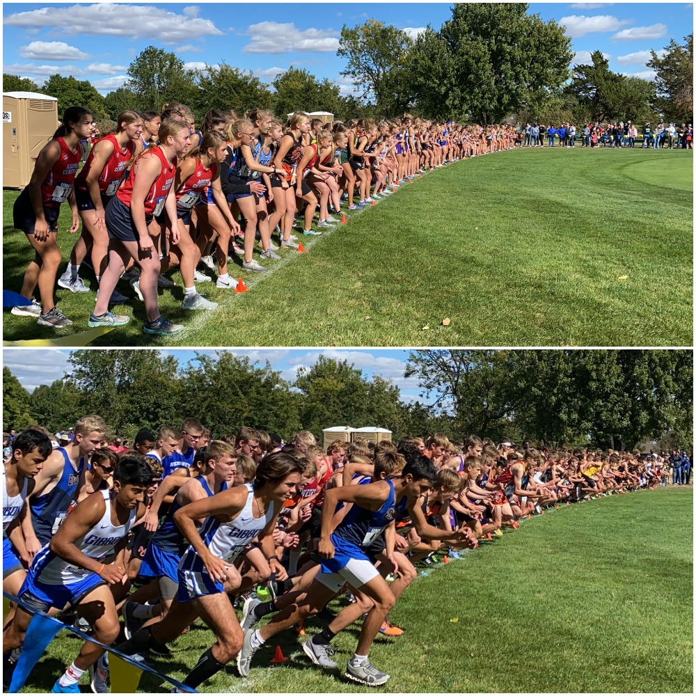 Blue Devil Cross Country Runners Just Miss Out On Top 20 Medals During UNK Invite, Combined 514 Class C Runners