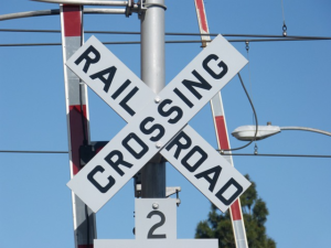 BNSF: Railroad Crossing On West Side Of Memorial Drive Will Be Closed Monday, September 21