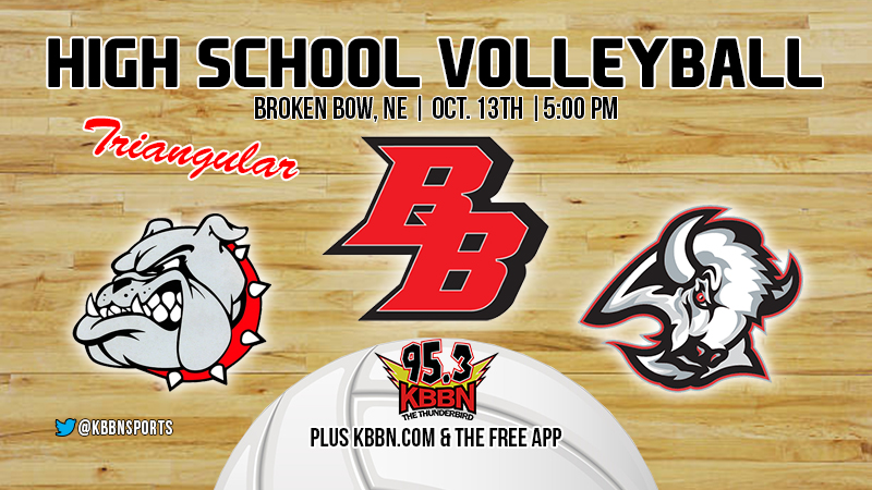 Broken Bow Hosts Ainsworth and McCook for Triangular – on KBBN