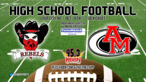 KBBN Game of the Week - Anselmo-Merna at Arcadia/Loup City