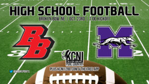Broken Bow Hosts Minden for Football Regular Season Finale