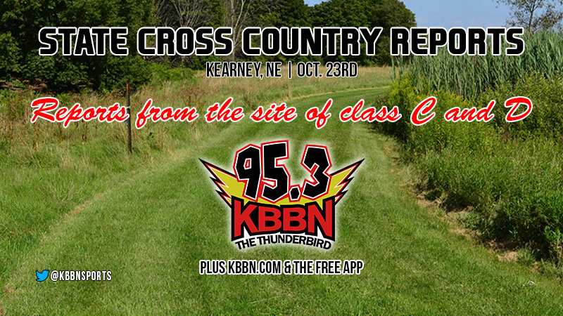 State Cross Country Championships Friday in Kearney