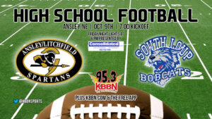KBBN Football Game of the Week - Ansley/Litchfield vs South Loup