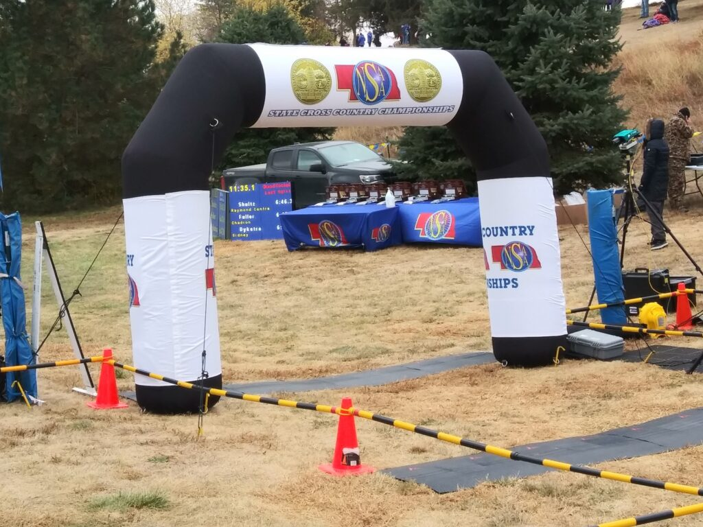 State Cross Country Championships – Results