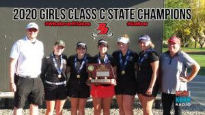 Broken Bow Girls Golf Wins Class C State Championship