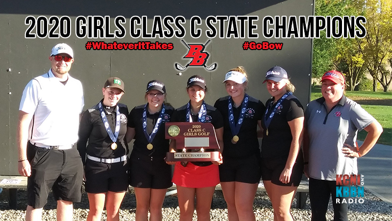 Broken Bow Girls Golf Wins Class C State Championship