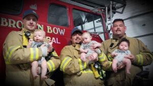 Custer County Chief: BBVFD Adds Three Rookies