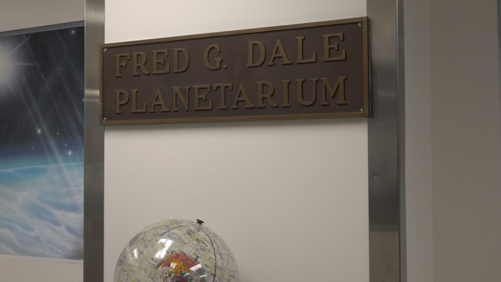 Chamber Coffee Attendees Learn More About Planetarium Laser, Virtual Reality Systems