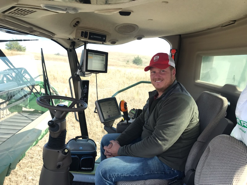 Local Farmer Discusses Challenges of 2020 during Fall Harvest