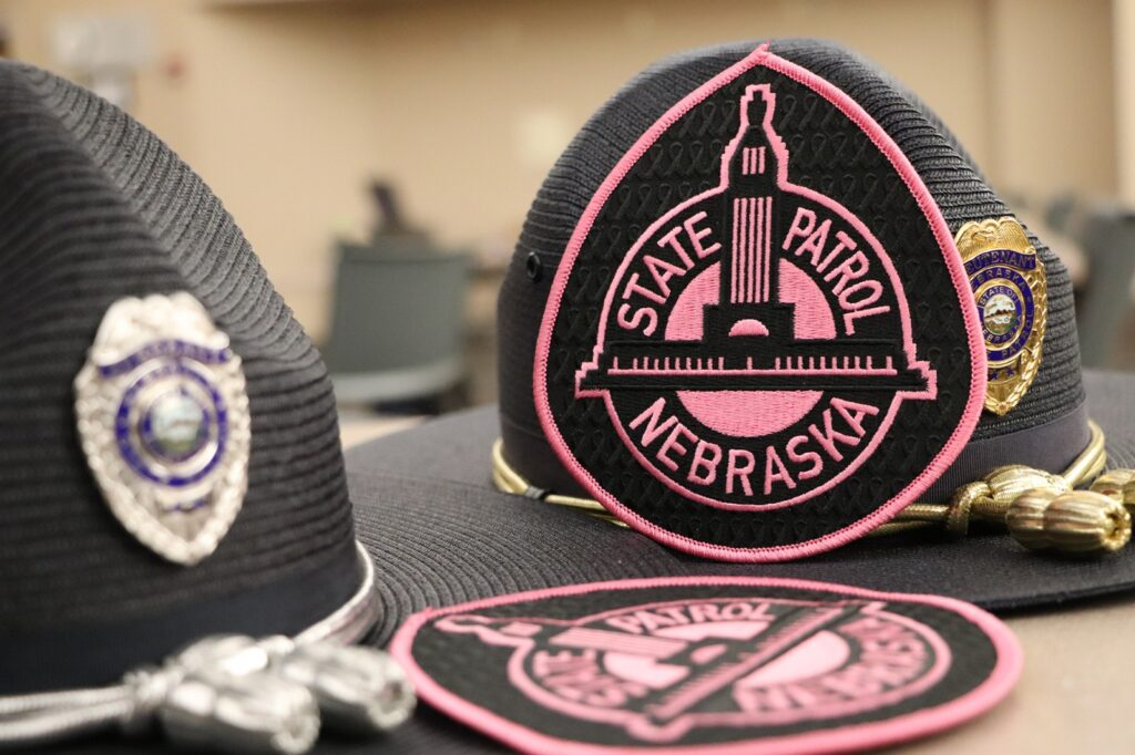 Pink Patch Project Returns To State Patrol, Plastic 4 Pink Campaign Will Support Breast Cancer Patients