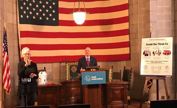 Nebraska DHMs To See Change Effective 12:01 AM Wednesday
