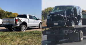 Injuries Reported In Accident On Highway 2 Next To The Broken Bow Golf Club