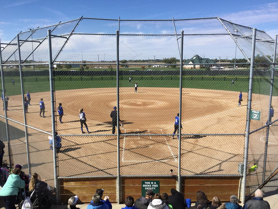 Class B Softball Subdistrict Results, Unofficial District Pairings Based On Wildcard Points