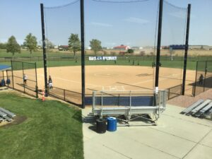 Grand Island Central Catholic Uses A Walk-Off Hit To Take Game One Of District Softball Final