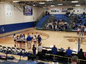 District Volleyball Pairings Released, Blue Devils Visit Lakeview Saturday At 1:30 PM