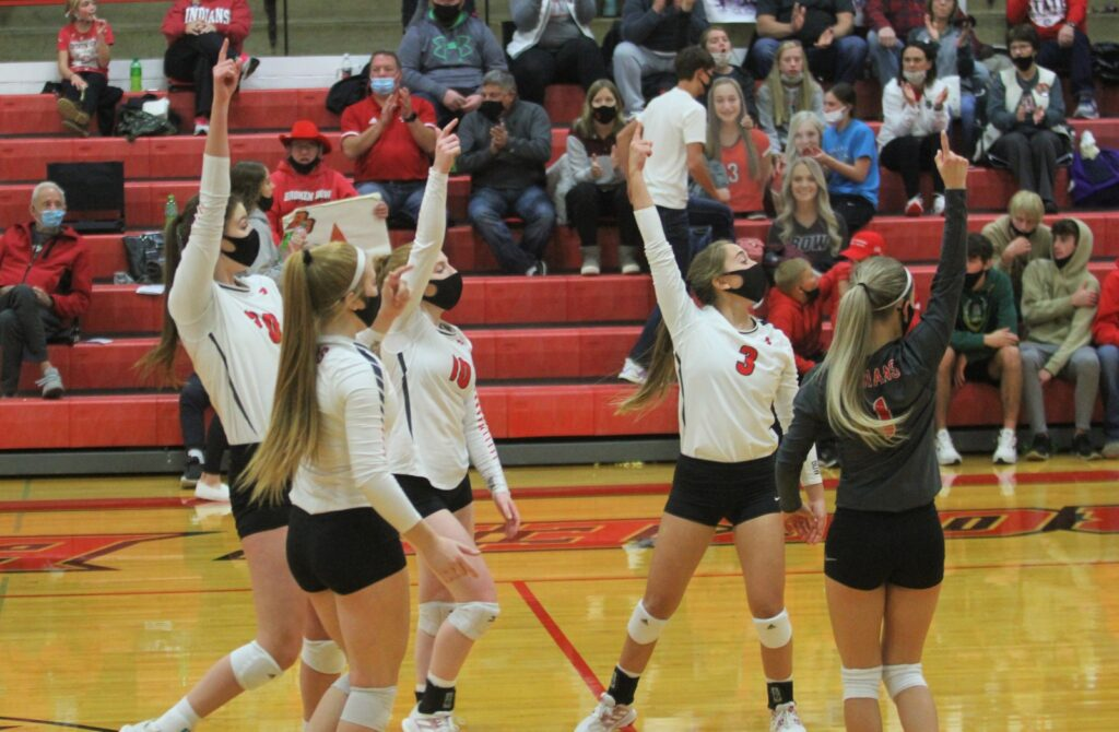 Sub District Volleyball – Area Results