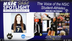 Conference-Wide Spotlight Showcases Pierce Native, Current Wildcat Jaci Brahmer