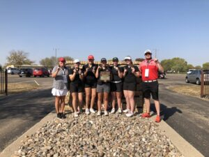 Broken Bow Girls Golf Team Claims C4 District Championship