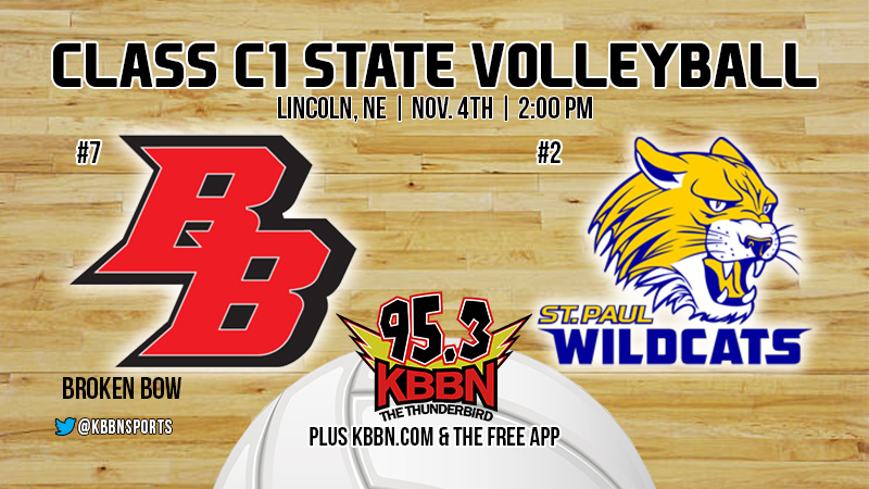 State Volleyball Preview – Broken Bow vs St. Paul