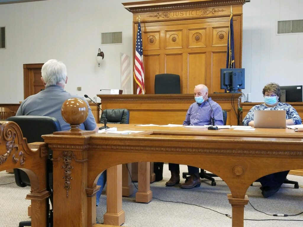 Commissioners Approve Three Projects In District III, Sign Final Document For CBMP (3) Project