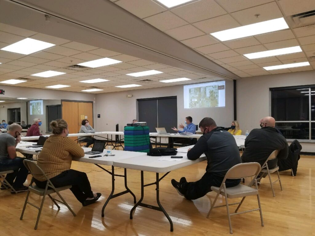 Council Tables Selecting Contactor For Pine Heights Project, Hears More Information On All Fiber Network Coming To Wayne