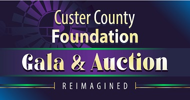 Custer County Foundation Gala & Auction Moves Online