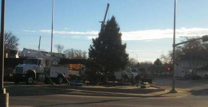 Christmas On Main Announcement, Parade Of Lights Cancelled