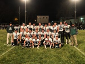 Sandhills/Thedford - Class D2 Football State Runner-up