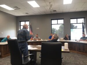 County Supervisors Vacate Roads #857, #1146/#755