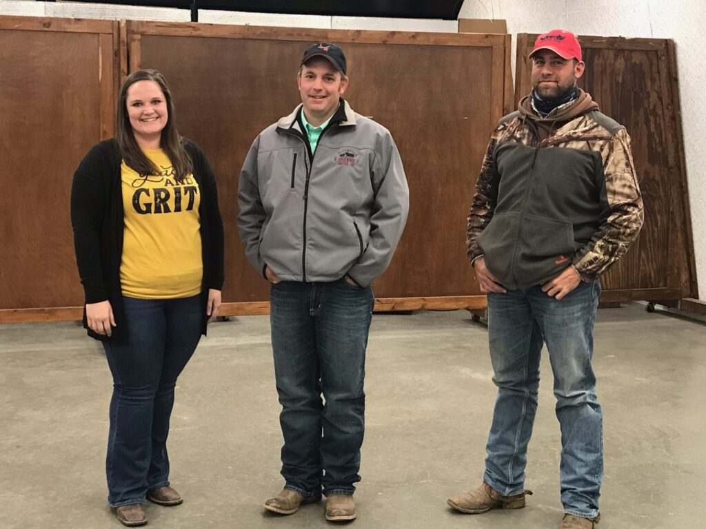 Ag Society Elects Board Members during Annual Meeting