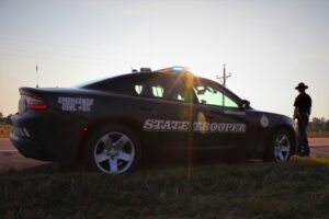 Bordering State Patrols Working Together During Thanksgiving Highway Safety Campaign